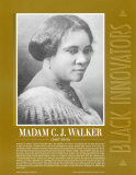 Great Black Innovators - Madame CJ Walker