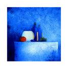 Still Life in Blue II