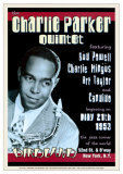 Charlie Parker Quintet at Birdland  New York City  1953