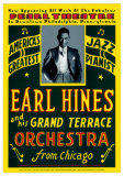 Earl Hines and His Grand Terrace Orchestra at the Pearl Theatre  Pennsylvania  1929
