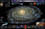 Milky Way Chart - &#169;Spaceshots