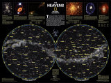 Chart of The Heavens - &#169;Spaceshots