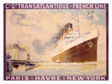 Transatlantique  French Line