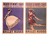 Theatre de Monte Carlo  Ballet Russe