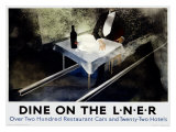 Dine on the Liner