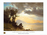 Lake Tahoe  California  1867