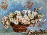 Chrysanthemums  c1878