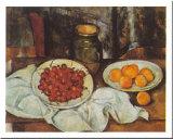 Cherries And Peaches
