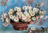 Chrysanthemums  c1878