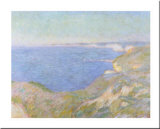 The Cliffs near Dieppe  c1897