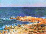 La Grande Bleue a Antibes  c1888