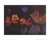 Schiffe im Dunkeln  c1927