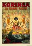 Koringa  La Femme Fakir