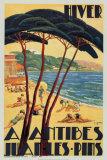 Antibes in Winter  c1930