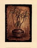 Flore exotiqueI Reproduction d'art par Monica Stewart