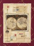 Airmail I Reproduction d'art