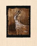 La grâce d'une danseuseIV Reproduction d'art par Monica Stewart