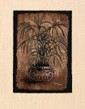 Flore exotique II Reproduction d'art par Monica Stewart