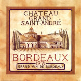 Chateau Grand Saint-Andre  1971