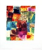 Erinnerung an einen Gart, 1914 Reproduction d'art par Paul Klee
