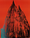 Cologne Cathedral  c1985 (Red)