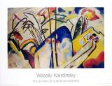 Komposition 4 ,1939 Reproduction d'art par Wassily Kandinsky