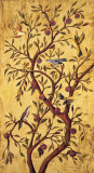 Plum Tree Panel I
