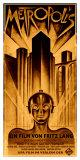 Metropolis Giclée par Schulz-Neudamm