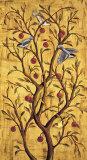 Plum Tree Panel III