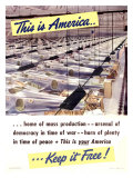 This is America - WWII Poster