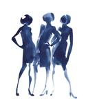 Three Women's