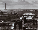 The River Seine and the City of Paris  c1991