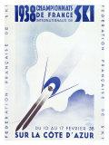Championnats de France  c1938