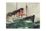 Cunard - Lamaria