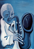 Blue Jazzman II
