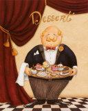 The Waiter  Dessert