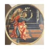 Annunciation  1483-1484