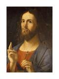 The Saviour Blessing  1498