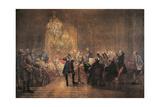 The Flute Concert  1852