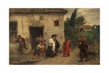 El Santo Óleo  or the Holy Oil  1871