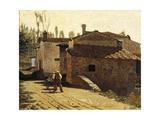 Piagentina Milkman  1864