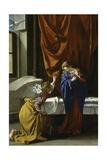 Annunciation  1621-1623