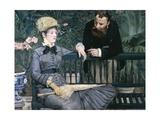 In the Winter Garden  1878/79