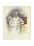 Head Chef at the Savoy Hotel