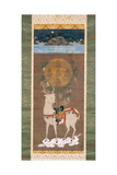 Kasuga Deer with Mandala  Muromachi Period