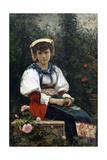 A Tuscan Beauty  1874