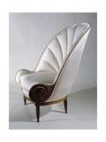 Art Deco Style Armchair  Ca 1913