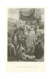 The Preaching of the Second Crusade