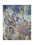 The Towers of Laon  1912