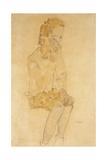 Sitting Boy  1910